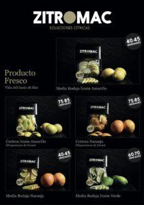 Productos frescos